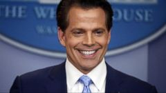 VIDEO: Anthony Scaramucci deletes old tweets criticizing Trump
