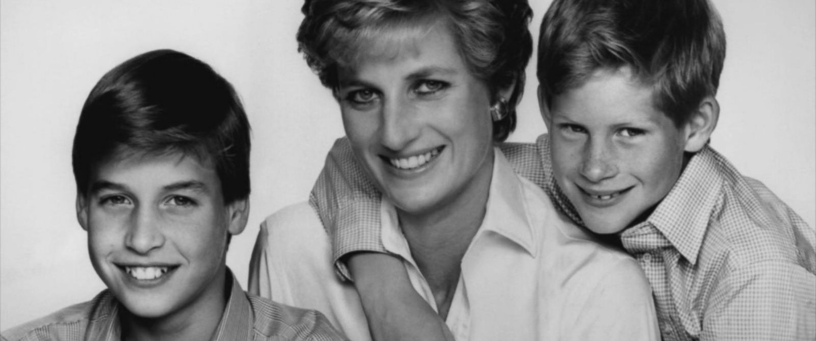 VIDEO: Princes William and Harry give intimate portrayal of their mother