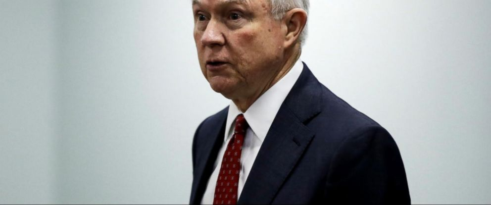 VIDEO: Sessions under siege as Trump continues belittling public attacks