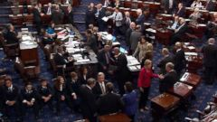 VIDEO: Senate Republicans fail to get necessary votes to repeal and replace Obamacare