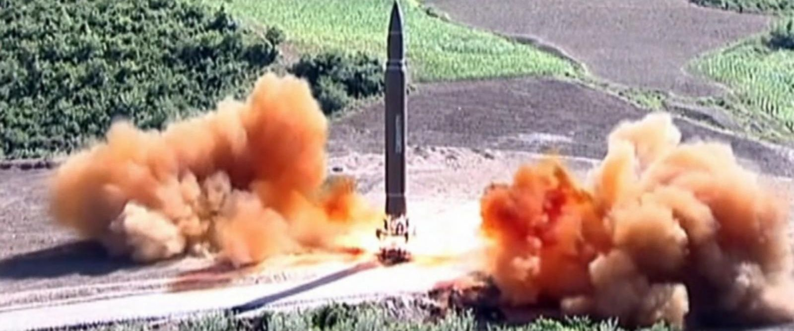 VIDEO: North Korea's latest missile launch splashes down in the Sea of Japan