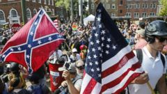 Politician Direct 170812_wn_wright2_16x9_240 WATCH: Trump criticized for delayed response to Charlottesville protests ABC Politics  WNT
