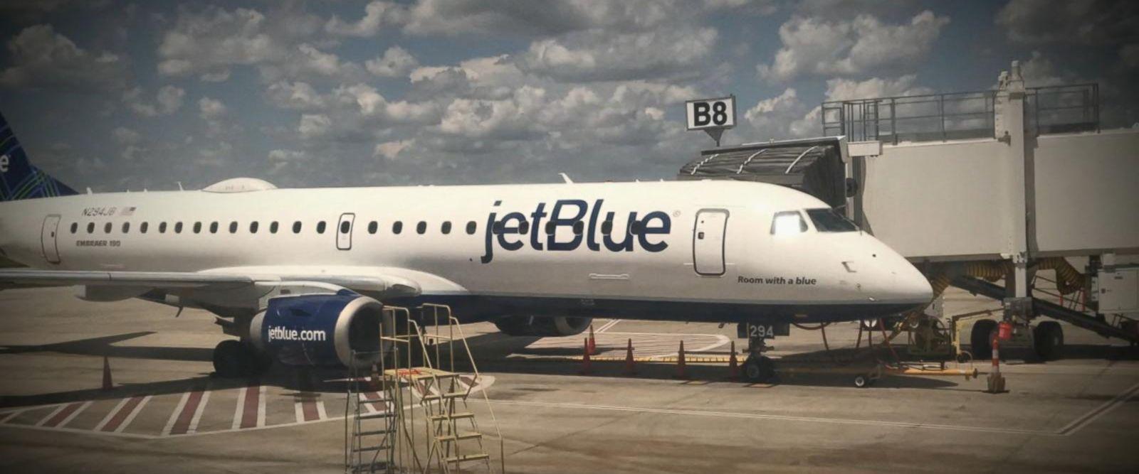 VIDEO: Crew members on Jet Blue flights sickened