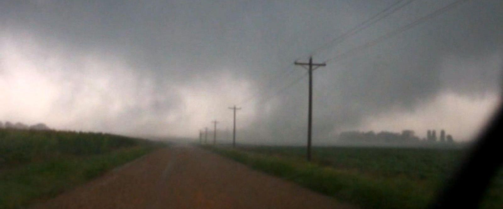 VIDEO: Millions of people on severe weather alerts from Michigan to Pennsylvania