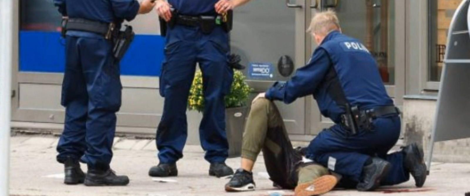 VIDEO: One person in custody after deadly stabbing in Finland