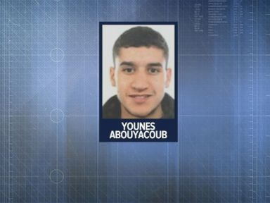 WATCH:  Manhunt for suspected driver in Barcelona attack