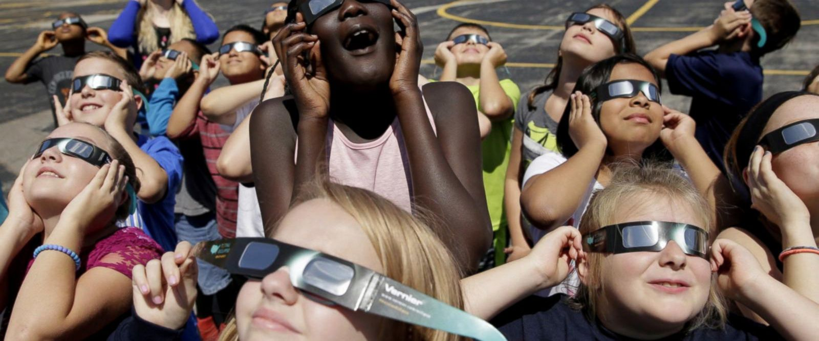 VIDEO: Solar eclipse brings Americans together