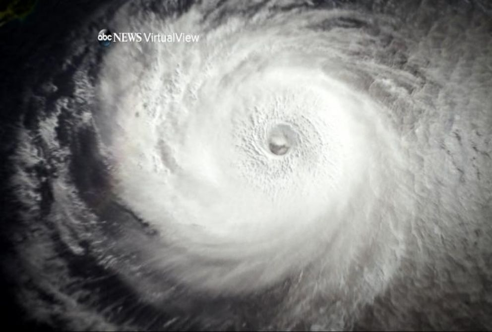 Hurricane Irma recorded as largest historic storm Video ...