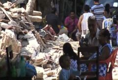 VIDEO: At least 60 people dead after 8.1 magnitude earthquake hits Mexico