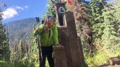 VIDEO: Paralyzed hiker treks 2,650 miles of Pacific Crest Trail