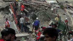 VIDEO: World News 09/19/17: Dozens Killed In Mexican Earthquake