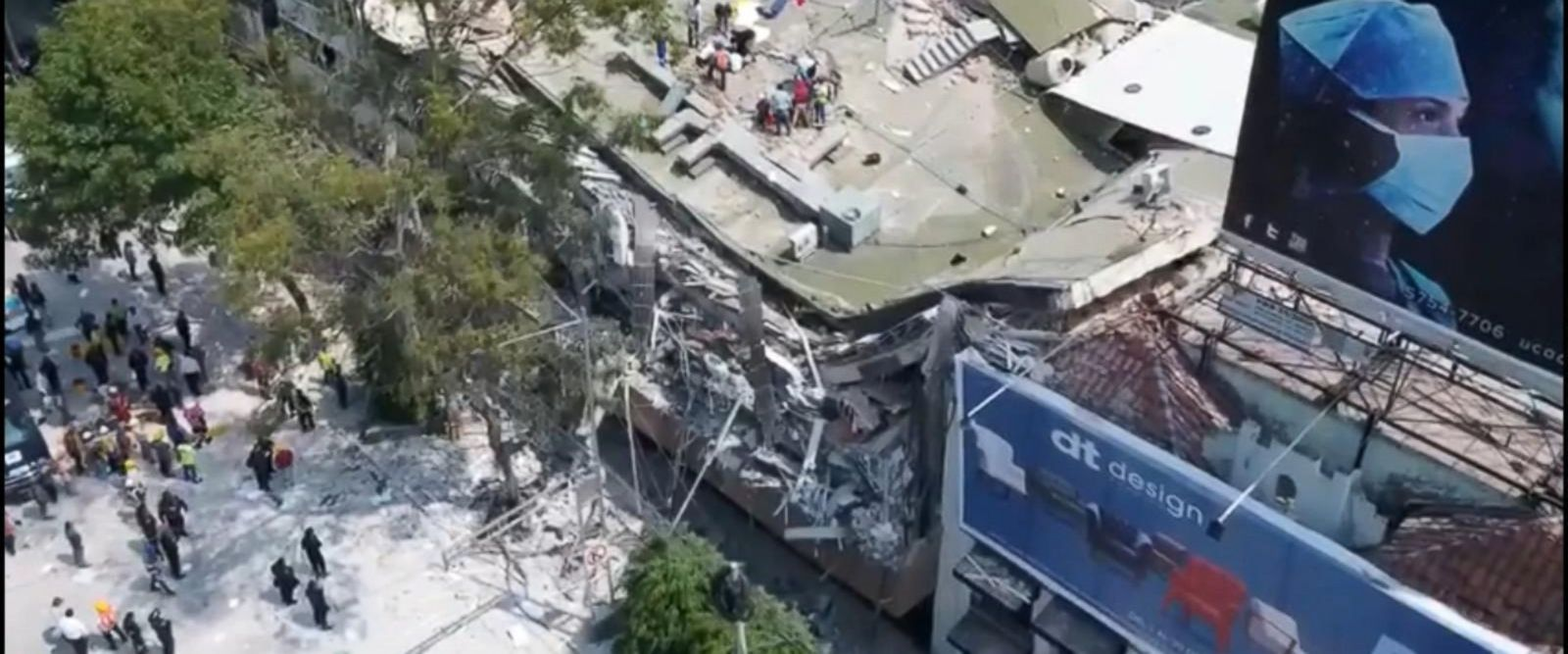 VIDEO: Dozens killed in Mexican earthquake