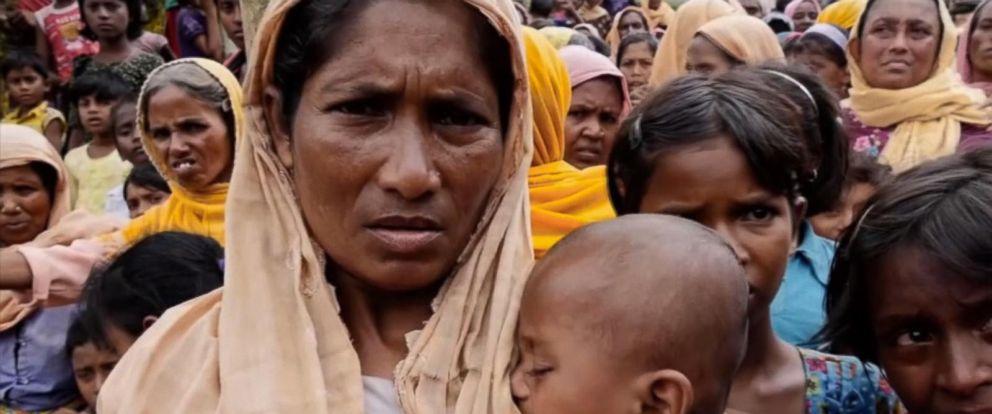 VIDEO: Myanmar crisis