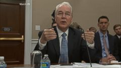 VIDEO: World News 09/22/17: Health Secretary Tom Price is Under Investigation for Dozens of Trips on Private Planes