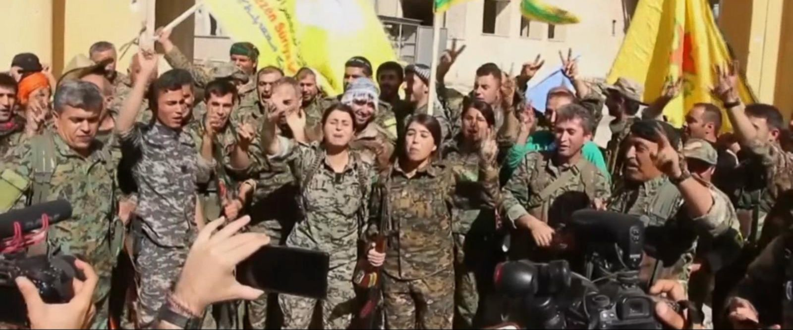 VIDEO: Major milestone in war against ISIS