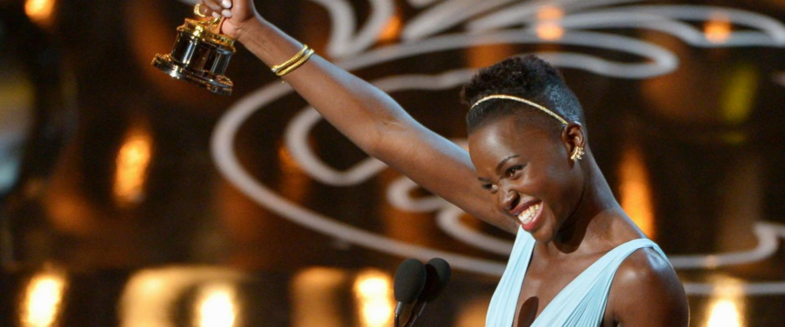VIDEO: Actress Lupita Nyong'o steps forward with allegations of sexual harassment involving Harvey Weinstein