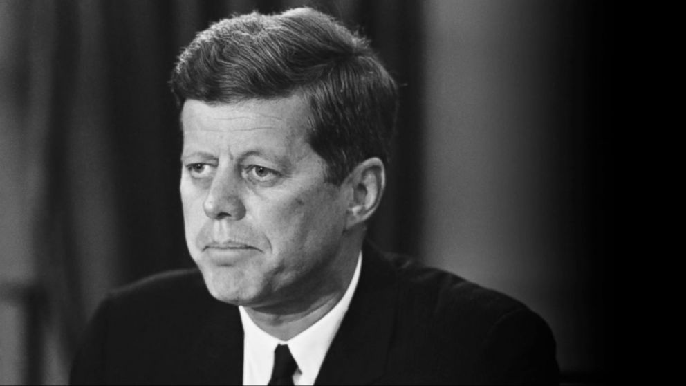 Trump says he will allow release of JFK assassination files