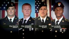 VIDEO: New details emerge about the deaths of 4 US soldiers in Niger