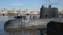 VIDEO: Search for missing Argentine submarine with 44 crew members onboard