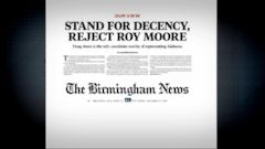 VIDEO: World News 11/19/17: Alabamas Top 3 Newspapers Urge Voters to Reject Senate Candidate Roy Moore