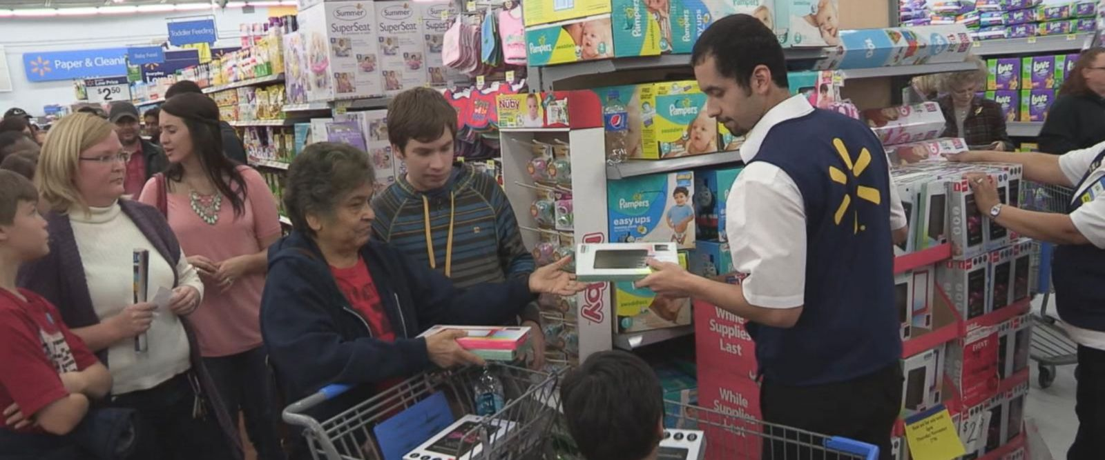 VIDEO: Finding deals on one of the busiest shopping days of the year
