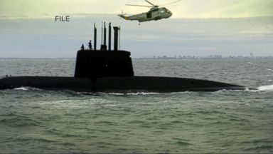 'VIDEO: Desperate hunt for submarine and its 44 member crew' from the web at 'http://a.abcnews.com/images/WNT/171120_wn_janis_16x9_384.jpg'