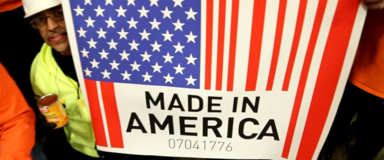 VIDEO: Made in America: Passing the bread