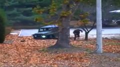 VIDEO: A soldier escapes from North Korean to South Korea
