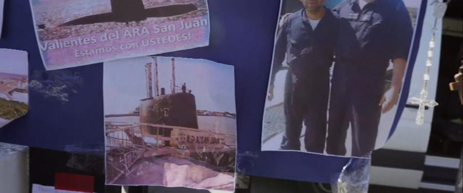 VIDEO: Search for missing submarine concluded