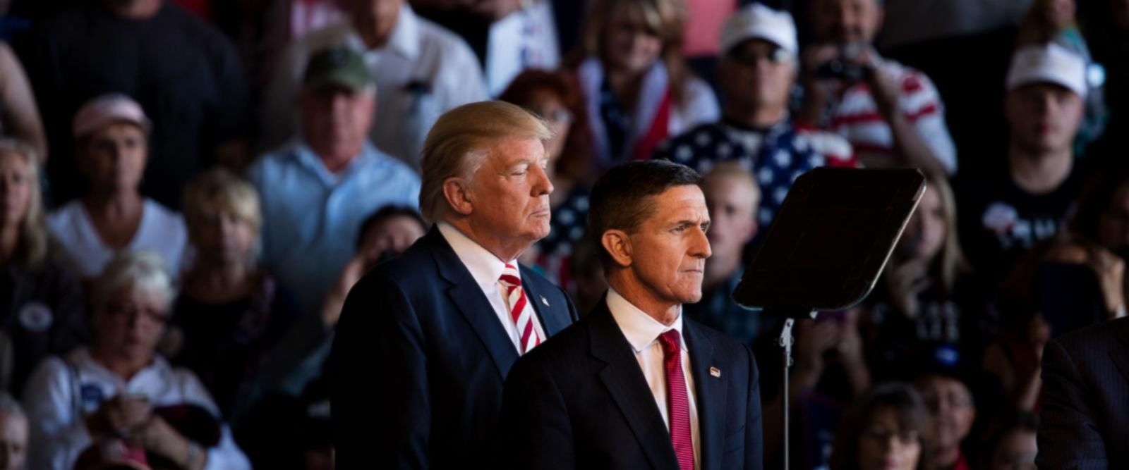 VIDEO: New signs Michael Flynn may be cutting deal with special counsel Robert Mueller