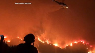 'VIDEO: World News 12/10/17: California's Thomas Fire Intensifying' from the web at 'http://a.abcnews.com/images/WNT/171210_wn_full_16x9_384.jpg'