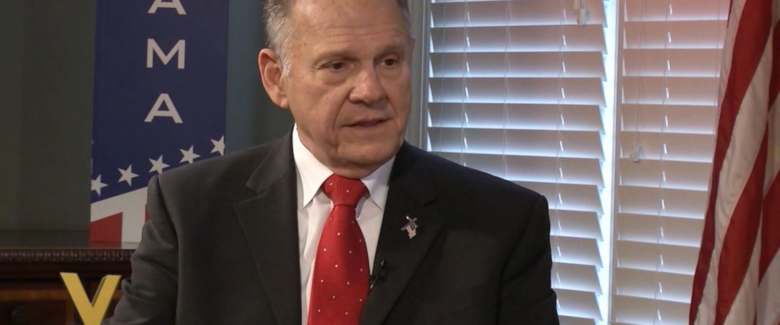 VIDEO: Moore denies allegations in new TV interview