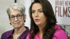 VIDEO: Women accusing Trump of sexual misconduct urge Congress to investigate
