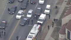 VIDEO: Baltimore highway shooter caught in high-speed chase