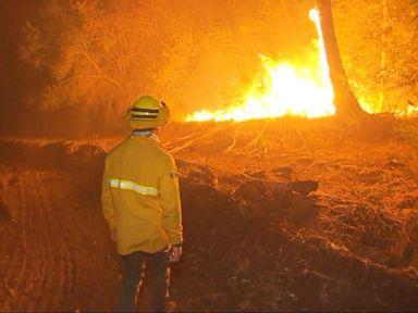WATCH:  California evacuations continue as Thomas fire spreads