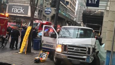 'VIDEO: Van crashes into a building in Seattle during rush hour' from the web at 'http://a.abcnews.com/images/WNT/171228_wn_index_16x9_384.jpg'