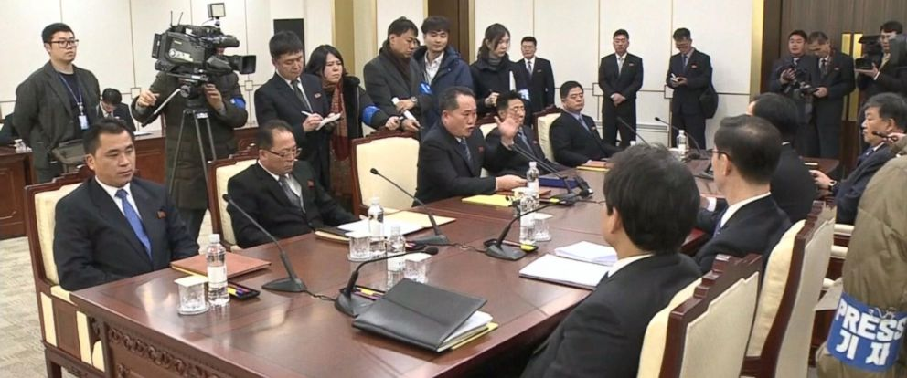 VIDEO: North Korea agrees to send athletes to Winter Olympics for first time in 8 years