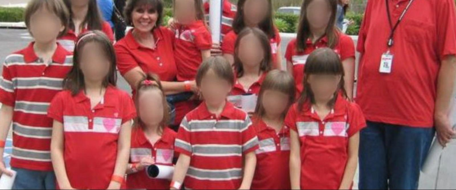 VIDEO: Estranged Aunt of 13 siblings rescued from home says something was off