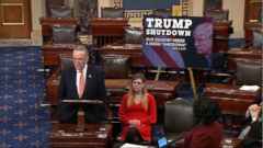 VIDEO: Government shutdown stalemate turning into a battle over blame