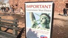 VIDEO: Government shutdowns impact on Americans