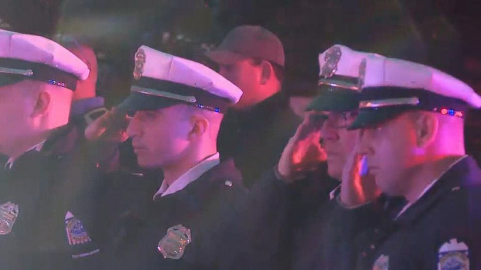 Two Ohio police  officers  killed  responding to 911 call for help
