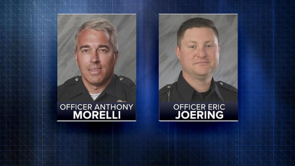 Community mourns death of 2 police  department veterans