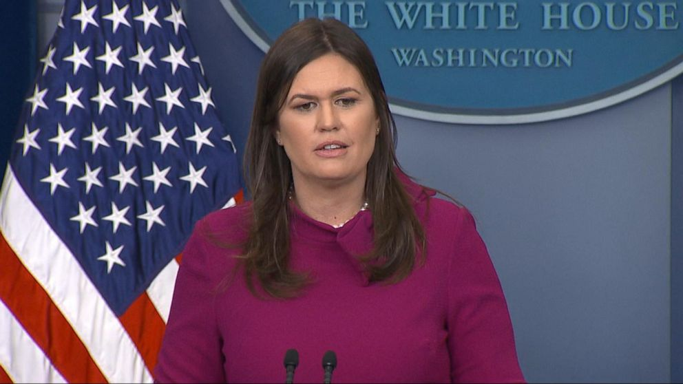 'It's very clear that Russia meddled in the election': White  House  press secretary