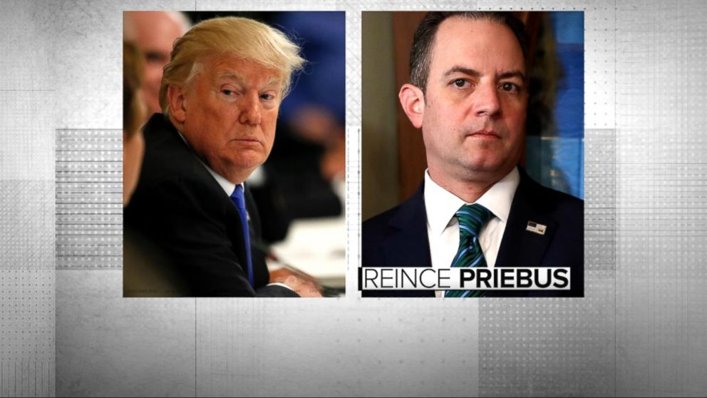 Trump asked former chief of staff about special counsel team: Sources