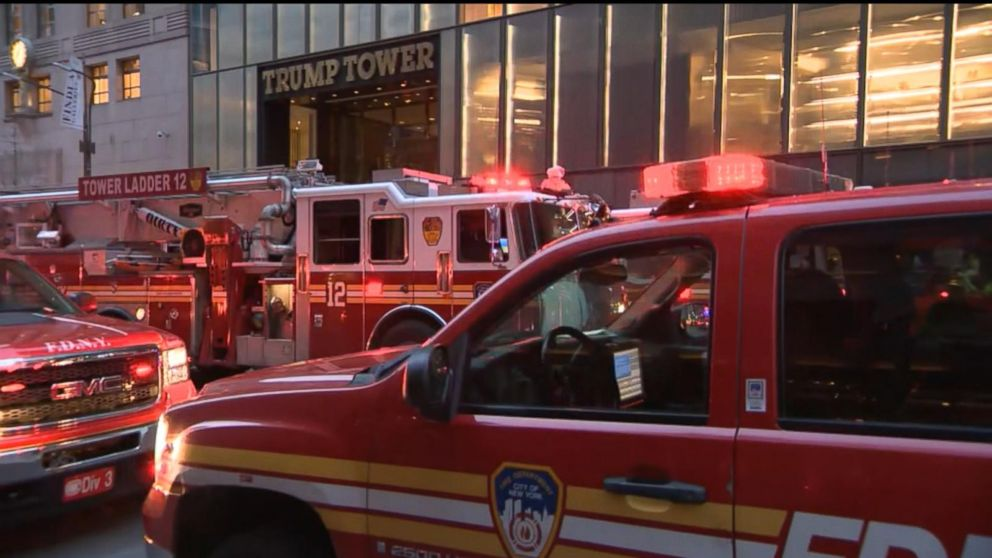 New developments in the deadly Trump Tower fire in New York City