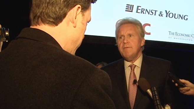 VIDEO: ABC News' Jake Tapper talks with GE CEO Jeffrey Immelt