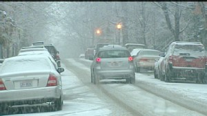 VIDEO: 30 million Americans get ready for a monstrous snow storm.