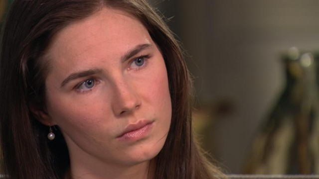 VIDEO: Amanda Knox is interviewed by