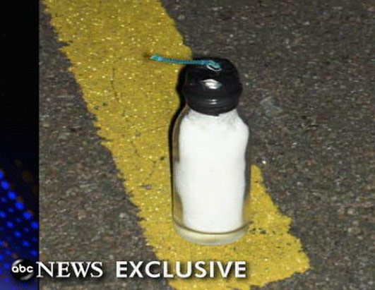 Exclusive photographs obtained by ABC News