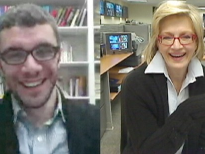 VIDEO: Diane Sawyer talks to Nilck Bilton of the NY Times about youtube?s new venture.